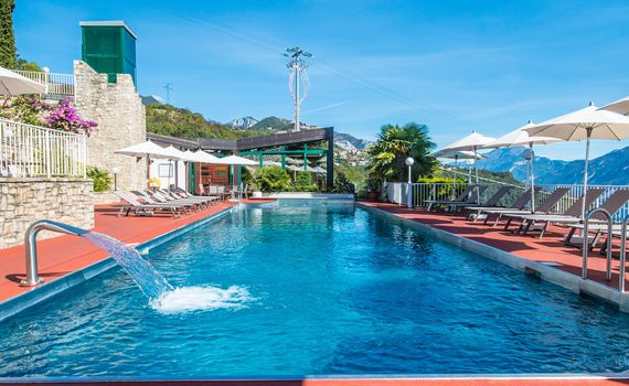 Piccola Italia Resort am Gardasee - Pool